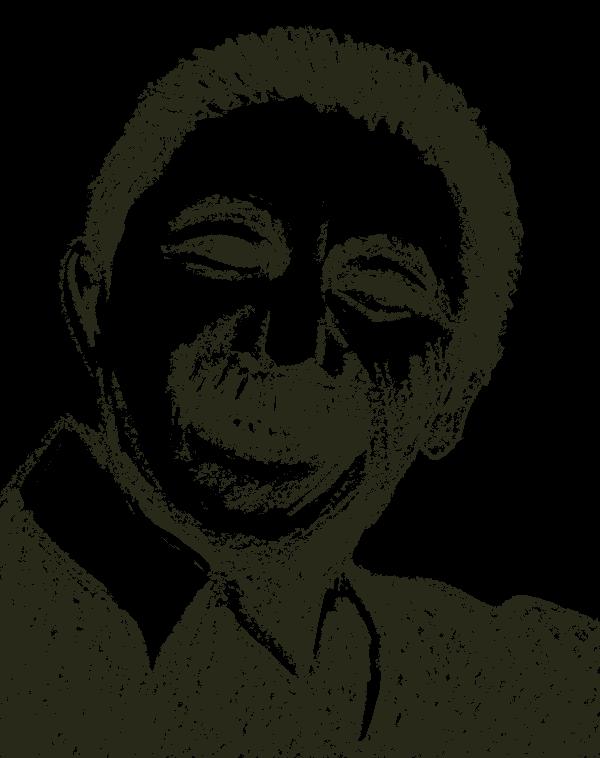 illustration of Abraham Maslow
