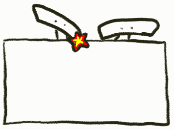 diagram of swivel stool back vs. stone counter edge